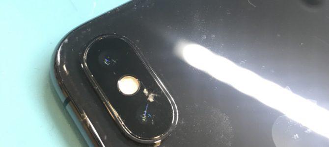 iPhoneXのカメラレンズ交換ならアイフォンクリア札幌パルコ店へ